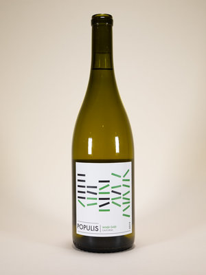 Populis, Wabi-Sabi, California White, 2019, 750ml