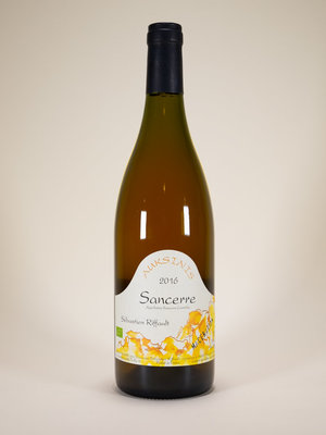 Sebastien Riffault, Sancerre Auksinis, Maceration, 2016, 750ml