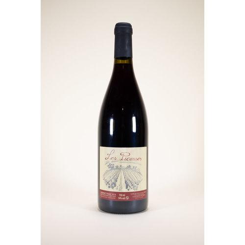 Lebled A La Votre VDF Rouge, Les Picasses, 2014, 750 ml