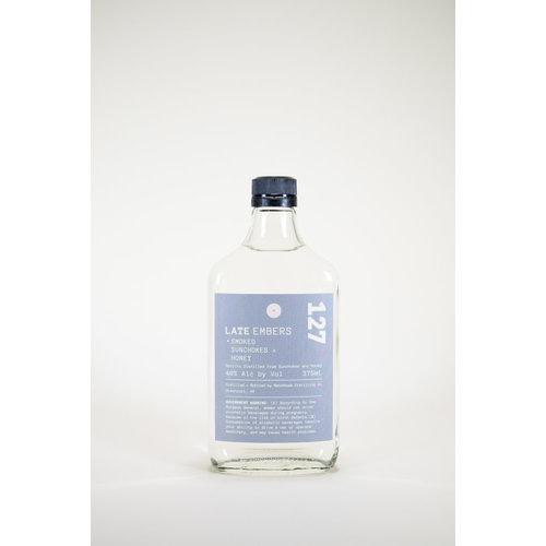 Matchbook Distillery, Late Embers, Smoked Sunchokes, 375 ml