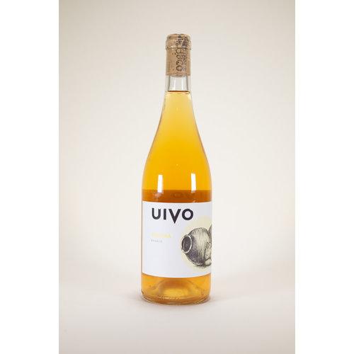 Folias de Baco, Uivo Anfora, Vinho Branco, 2019, 750ml