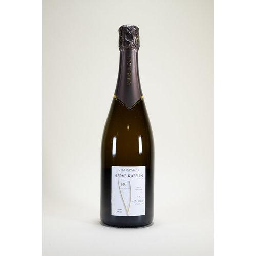 Herve Rafflin, Pinot Meunier, Extra Brut, 2016, 750 ml