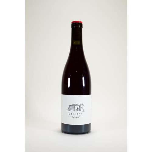 Gentle Folk, Village Wine Pinot Noir, 2018, 750 ml