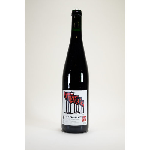 Weingut Rita & Rudolf Trossen, Rot, 2019, 750 ml