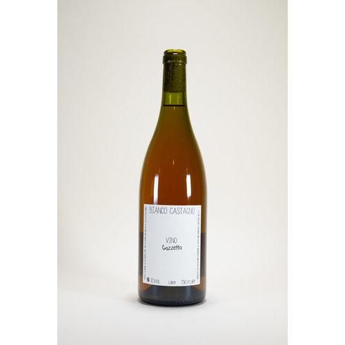 La Gazzetta, Vino Bianco, Castagno, 2019, 750mL