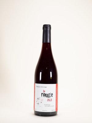 Domaine de La Loue, Le Rouge, Vin de France, 2018, 750ml