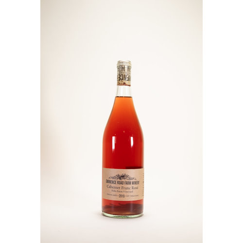 Eminence Road,  Cabernet Franc Rose, Folts Farm Vineyard, 2019, 750ml