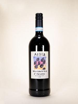 Atilia Montepulciano d'Abruzzo Red, 2018, 1L