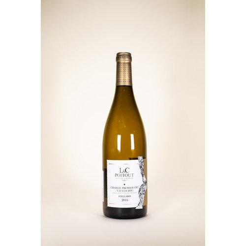 L&C Poitout, Stellaris, Vaucoupin Chablis, 1er Cru, 2016, 750 ml