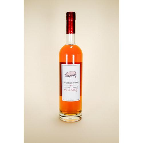 Peg Leg Porker, Tennessee Straight Bourbon Whiskey, 750ml