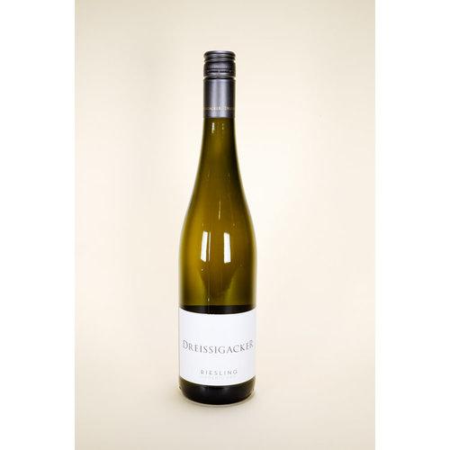 Weingut Dreissigacker, Organic Riesling Trocken, 2020, 750ml