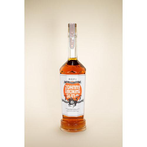 Two James, Johnny Smoking Gun Whiskey, 750 ml