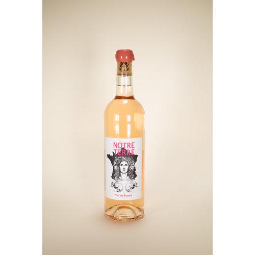 Domaine Courbissac, Notre Terre, VDF, Rose, 2020, 750 ml