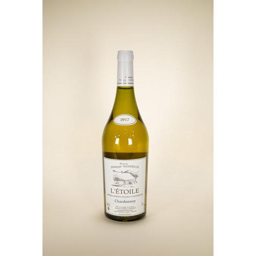Vandelle, Chardonnay, L'Etoile, 2017, 750 ml