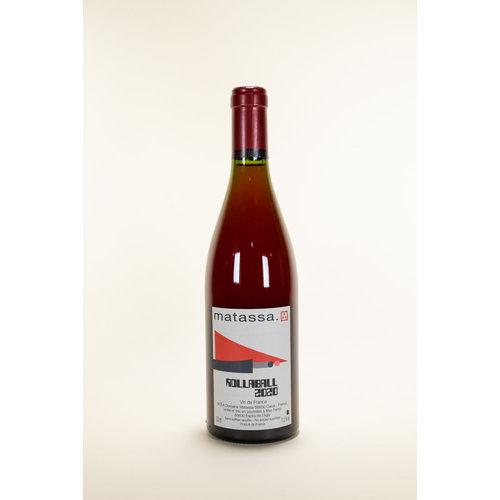 Matassa, VDF Rouge, Rollaball, 2020, 750 ml