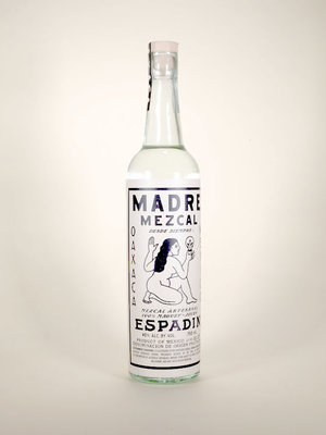 Madre Mezcal, Black Espadin, 750 ml