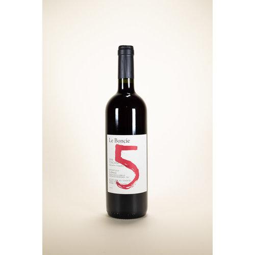 """Podere Le Boncie, """"Cinque"""" Rosso di Toscana, 2019, 750 ml"""