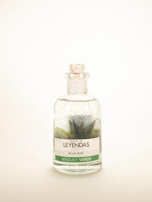 Mezcal de Leyendas, San Luis Potosi, Maguey Verde, 750 ml