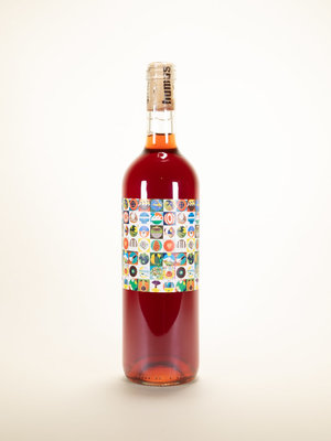 Humus, Vinho Tinto Curtimenta Palhete, NV, 750 ml