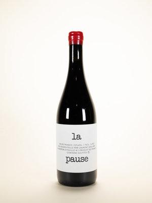 Laurent Saillard, La Pause, VDF Red, 2020, 750ml
