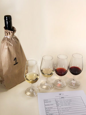 Class: Blind Tasting with Strangers