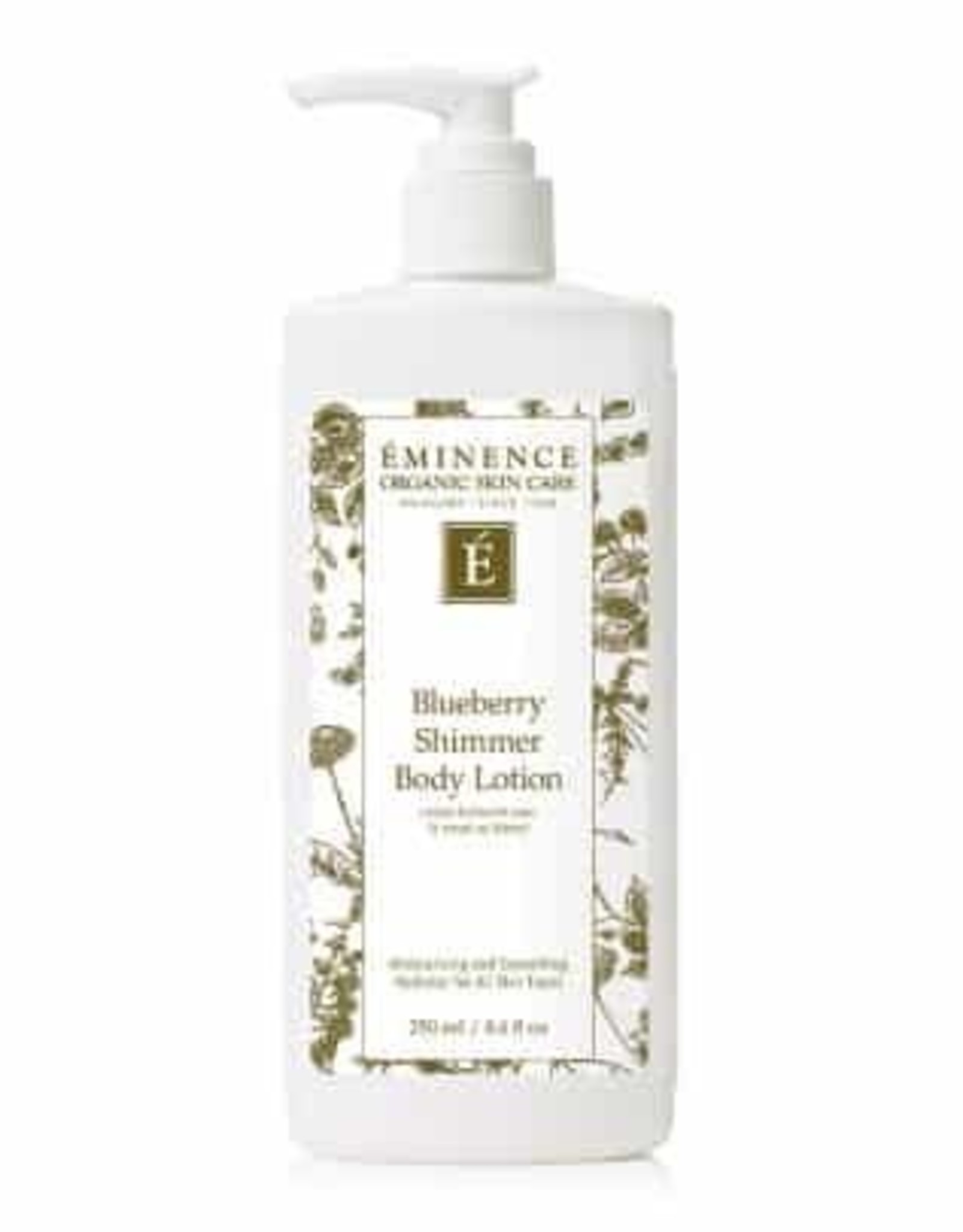 Eminence Blueberry Shimmer Body Lotion