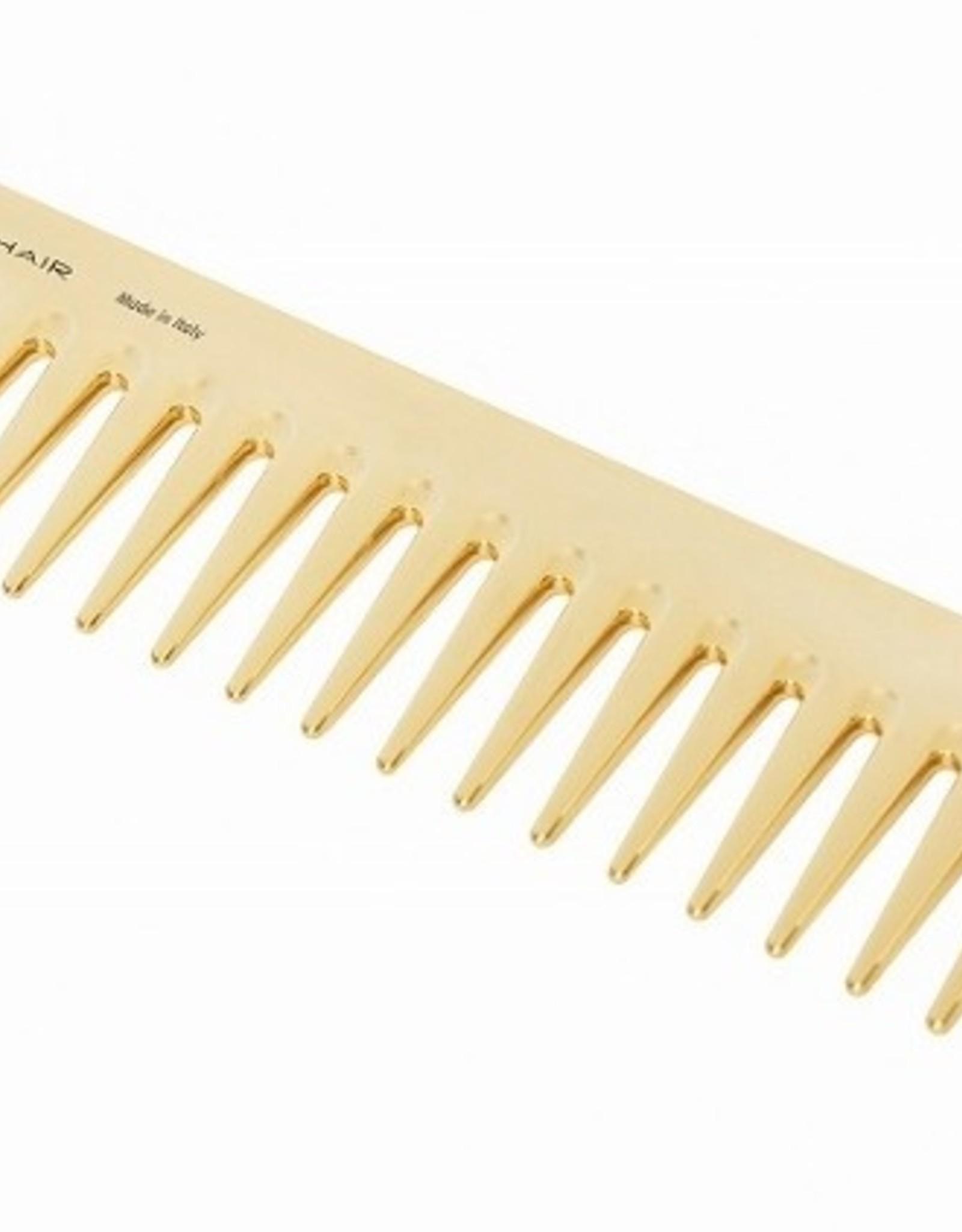 Ibiza Gold Detangling Comb