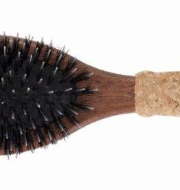 Ibiza OC7 Oval Turtle Brush