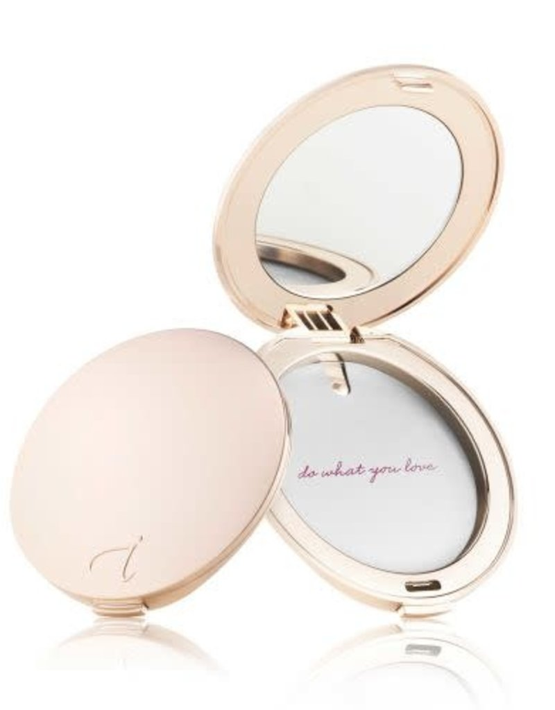 Jane Iredale Refillable Compact | Rose Gold