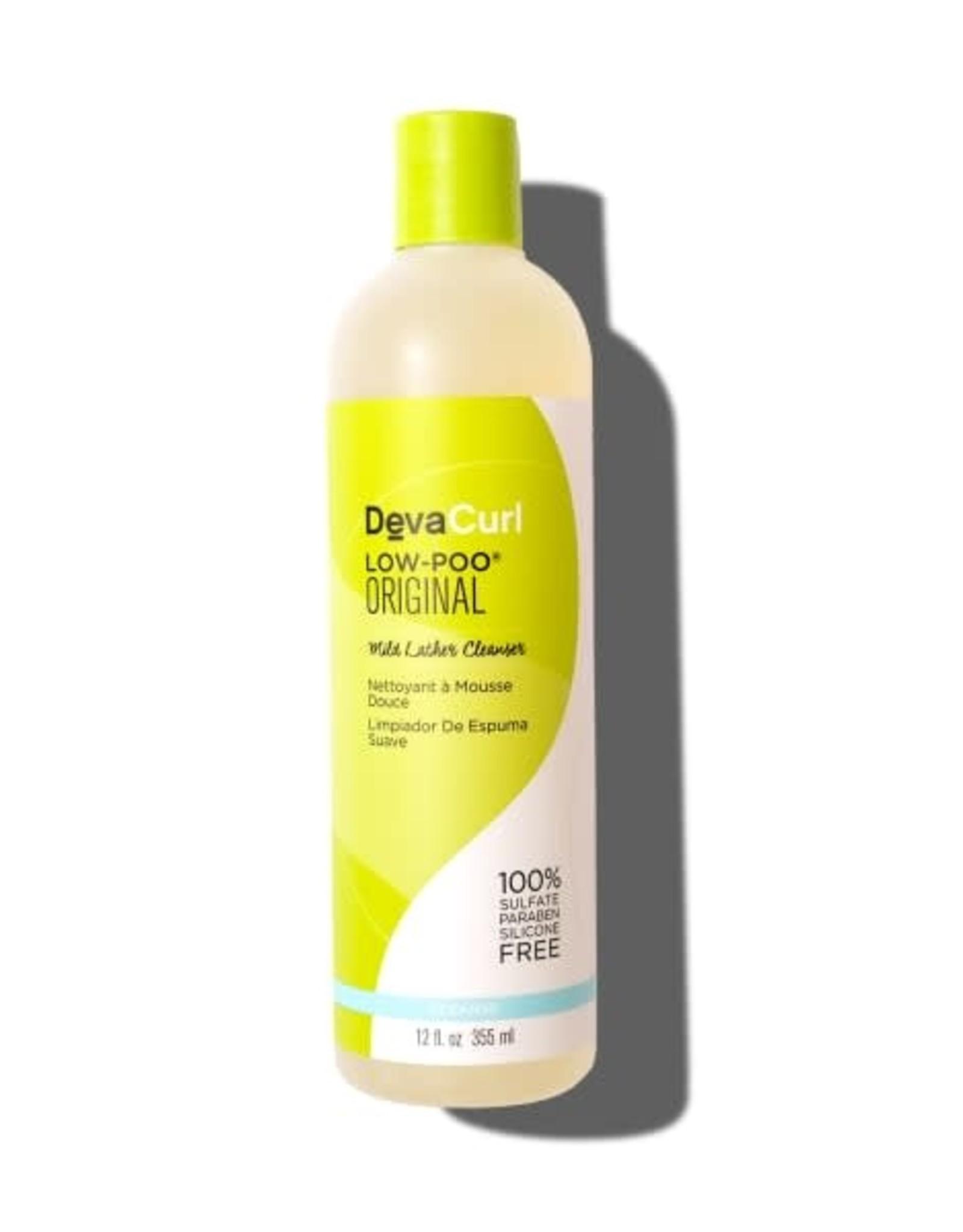 DevaCurl Low-Poo Shampoo