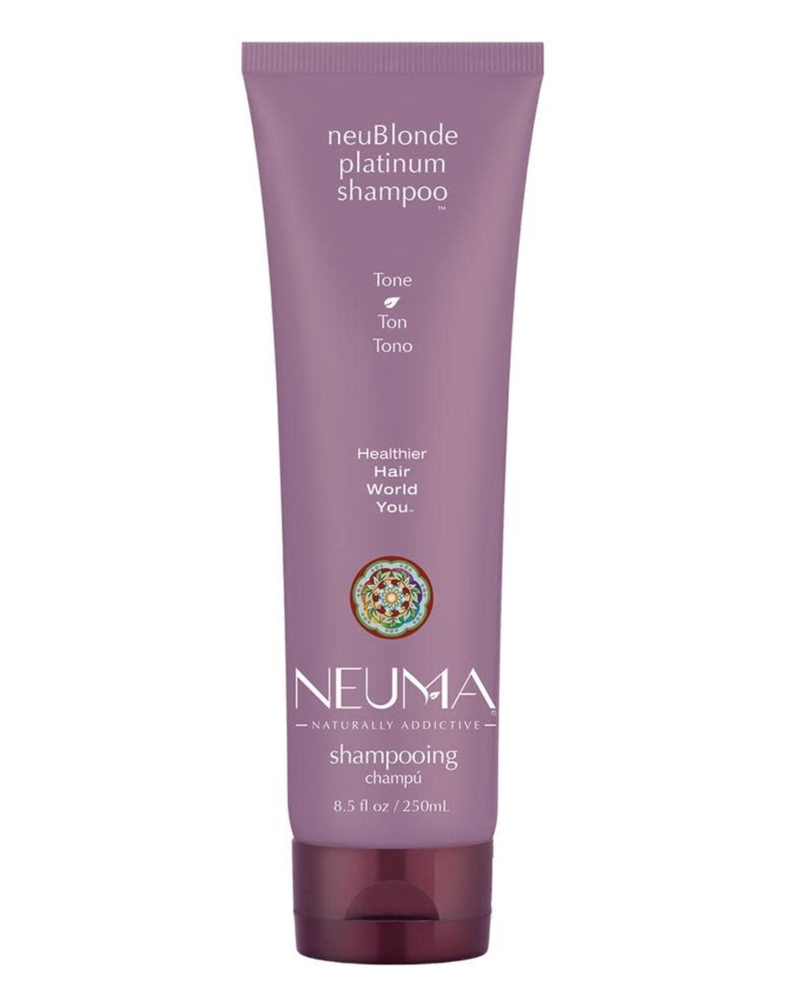 Neuma neuBlonde Platinum Shampoo