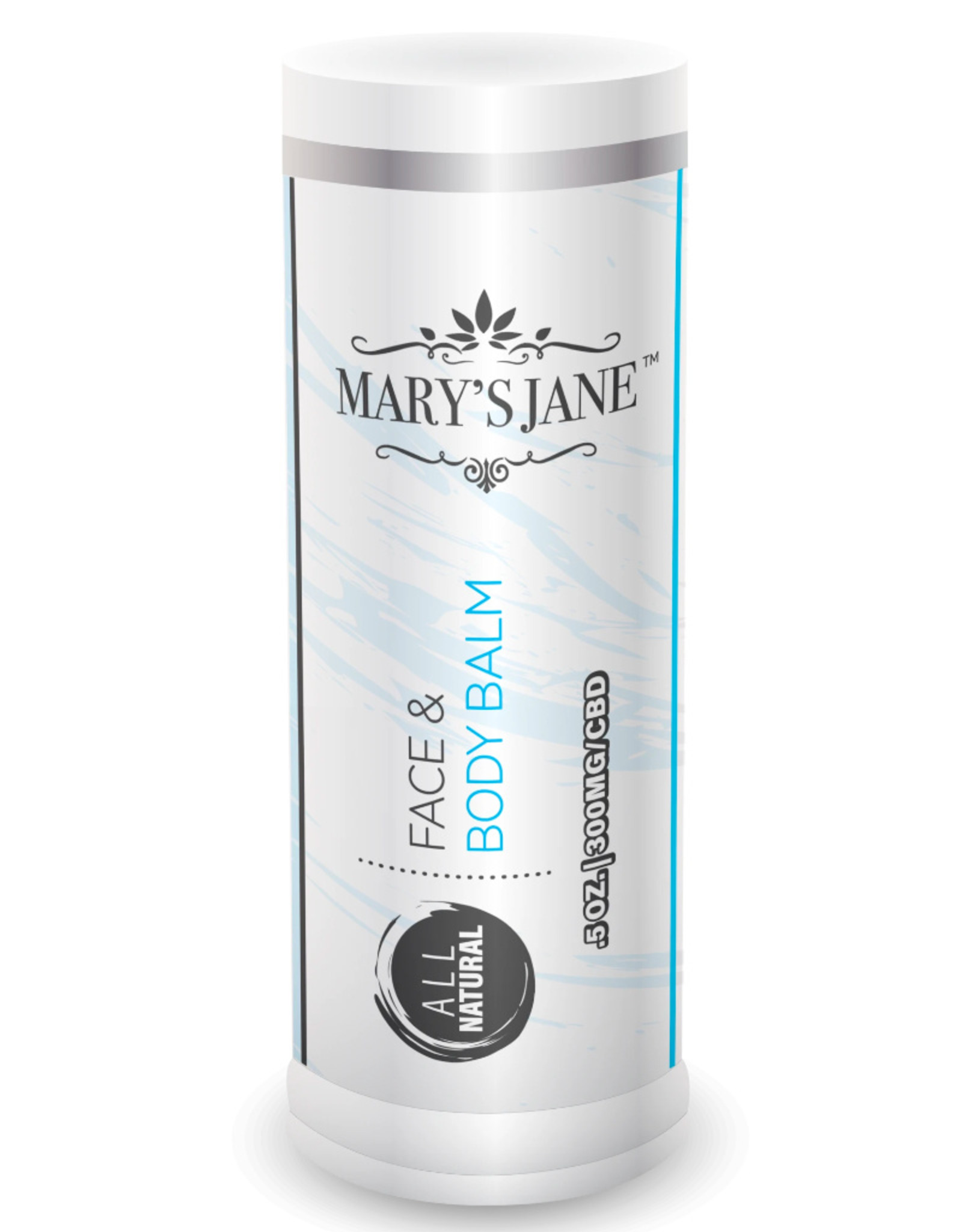 Mary's Jane Face + Body Balm Stick - 300mg CBD