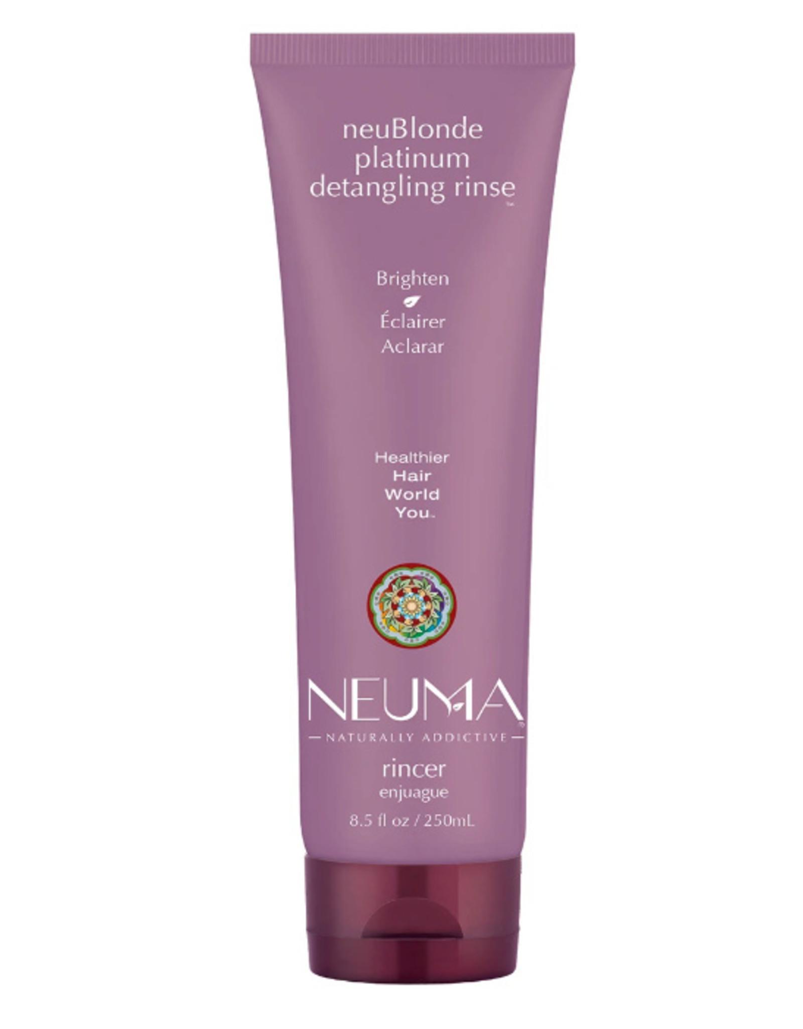 Neuma neuBlonde Platinum Detangling Rinse