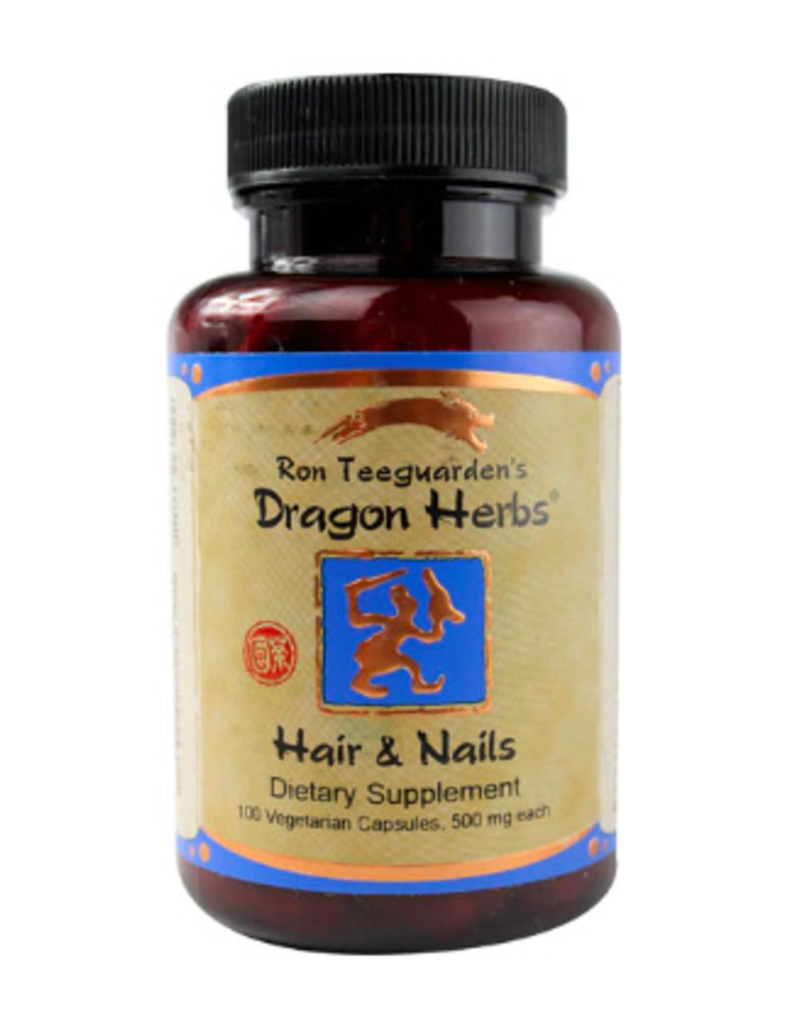 Dragon Herbs Dragon Herbs Hair & Nails Supplement