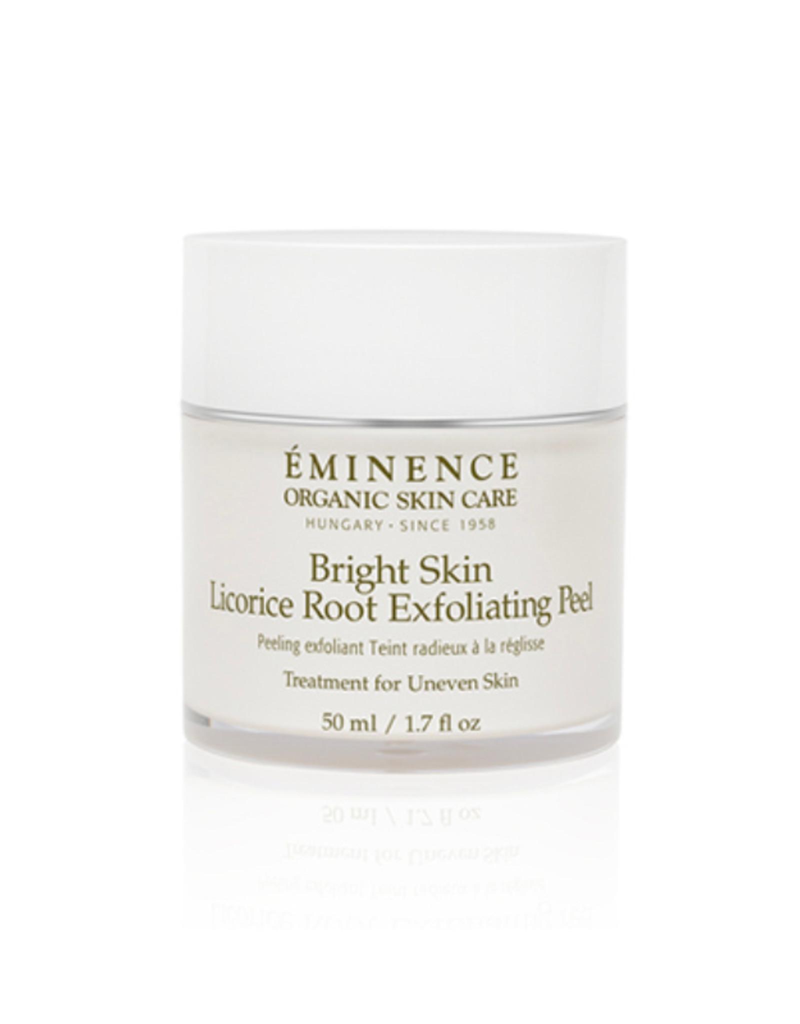 Eminence Bright Skin Licorice Root Exfoliating Peel
