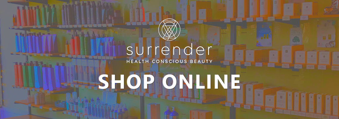 Surrender Salon SHOP ONLINE