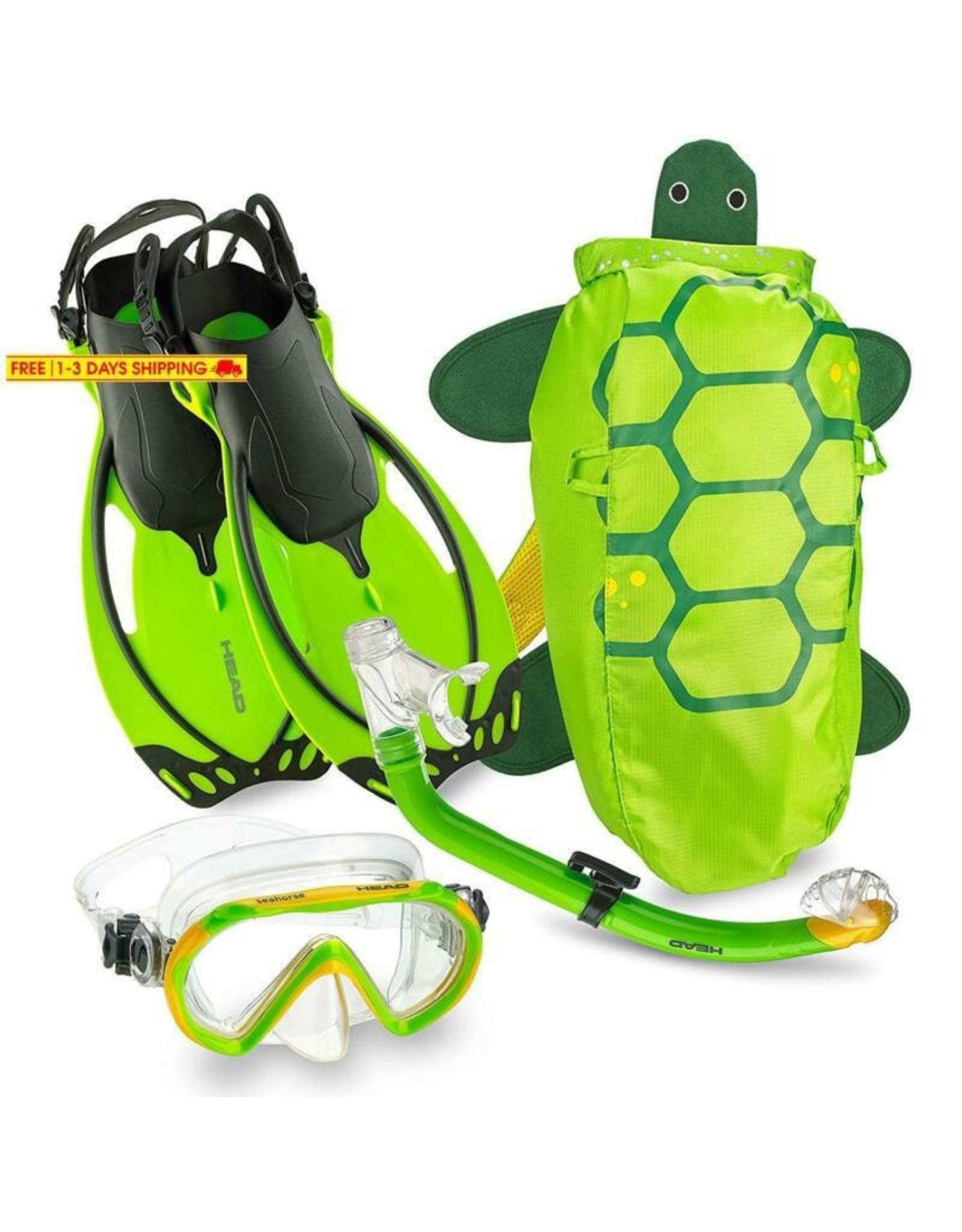 Head Head Sea Pals Jr Snorkeling Set