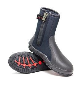 XS SCUBA 8mm Thug Zipper Boots -