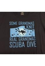 Bamboo Reef Bamboo Reef Grandma Diver T-Shirt