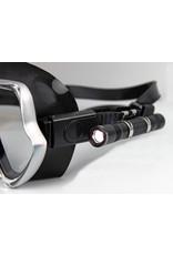 Aquatec Aquatec Mask Mounted Headlight - LED 1700 120 Lumen