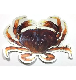 Studio Abachar Dungeness Crab - Sticker
