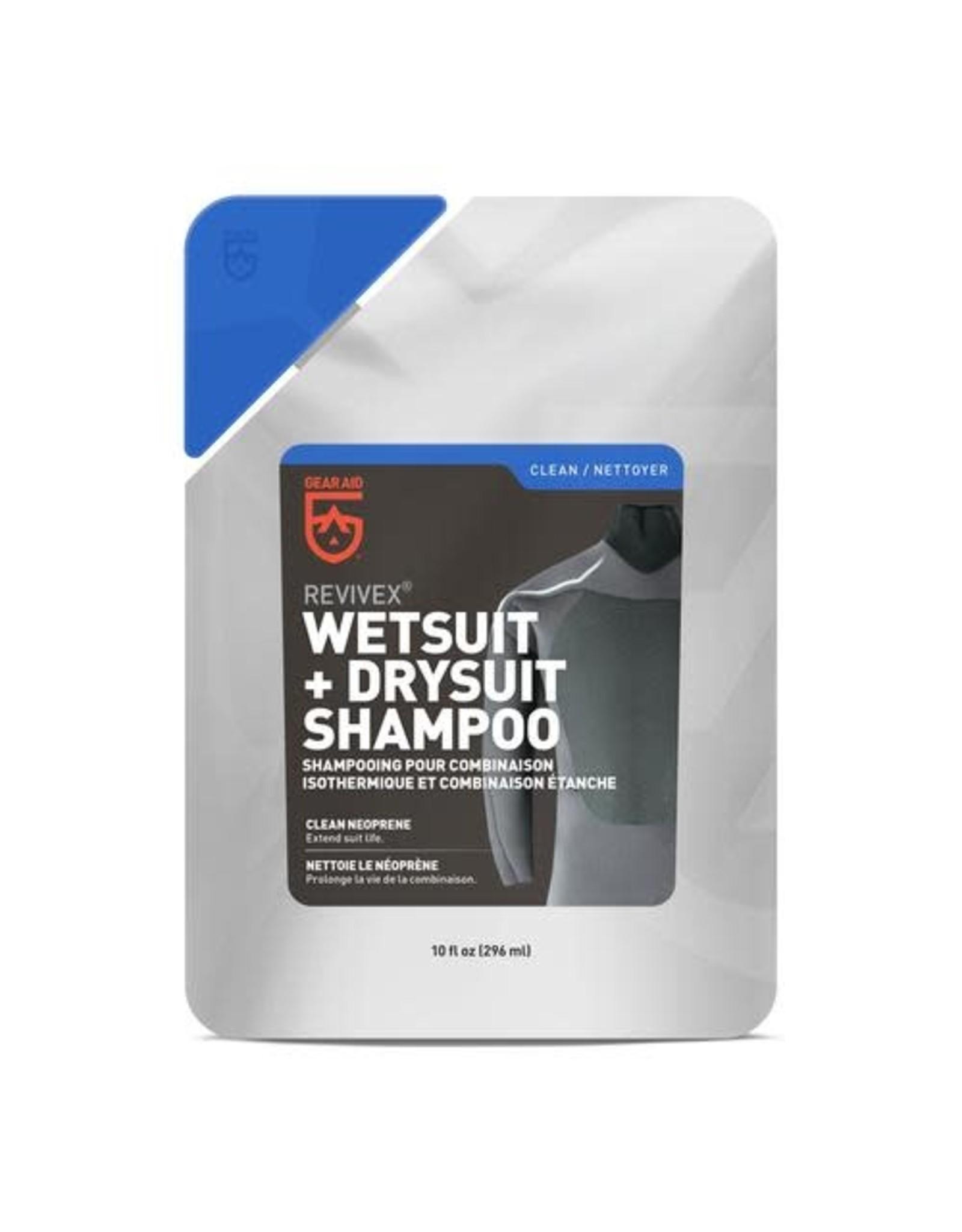 Gear Aid Revivex wetsuit + Drysuit Shampoo -10oz