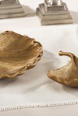 Saro Ginkgo Leaf Plate/Lg