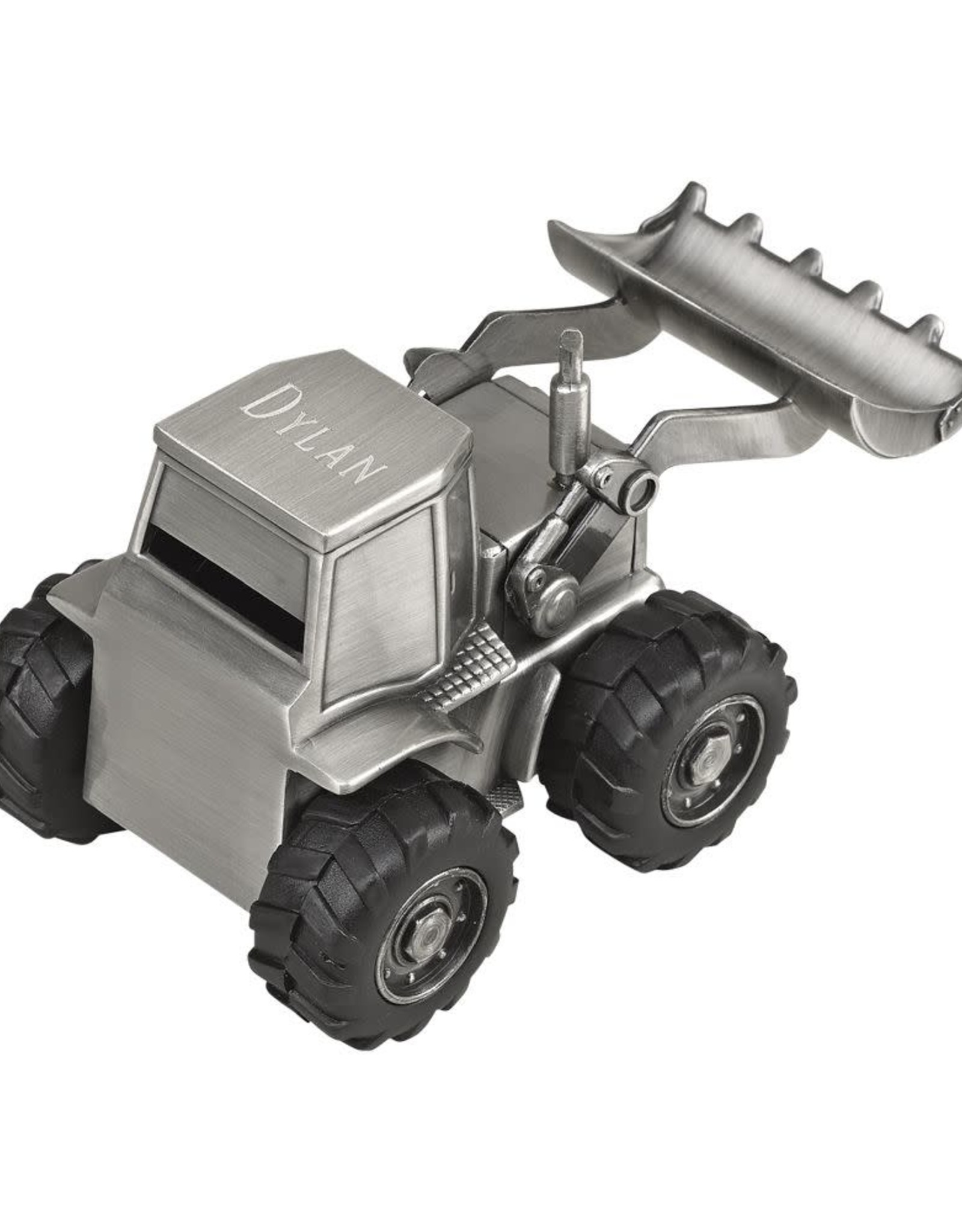 Creative Gifts Front End Loader Bank
