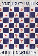 Paint the Town SC Checker Board