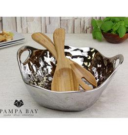 Pampa Bay Silver Bowl w/Handles, Servers