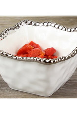 Pampa Bay White Snack Bowl