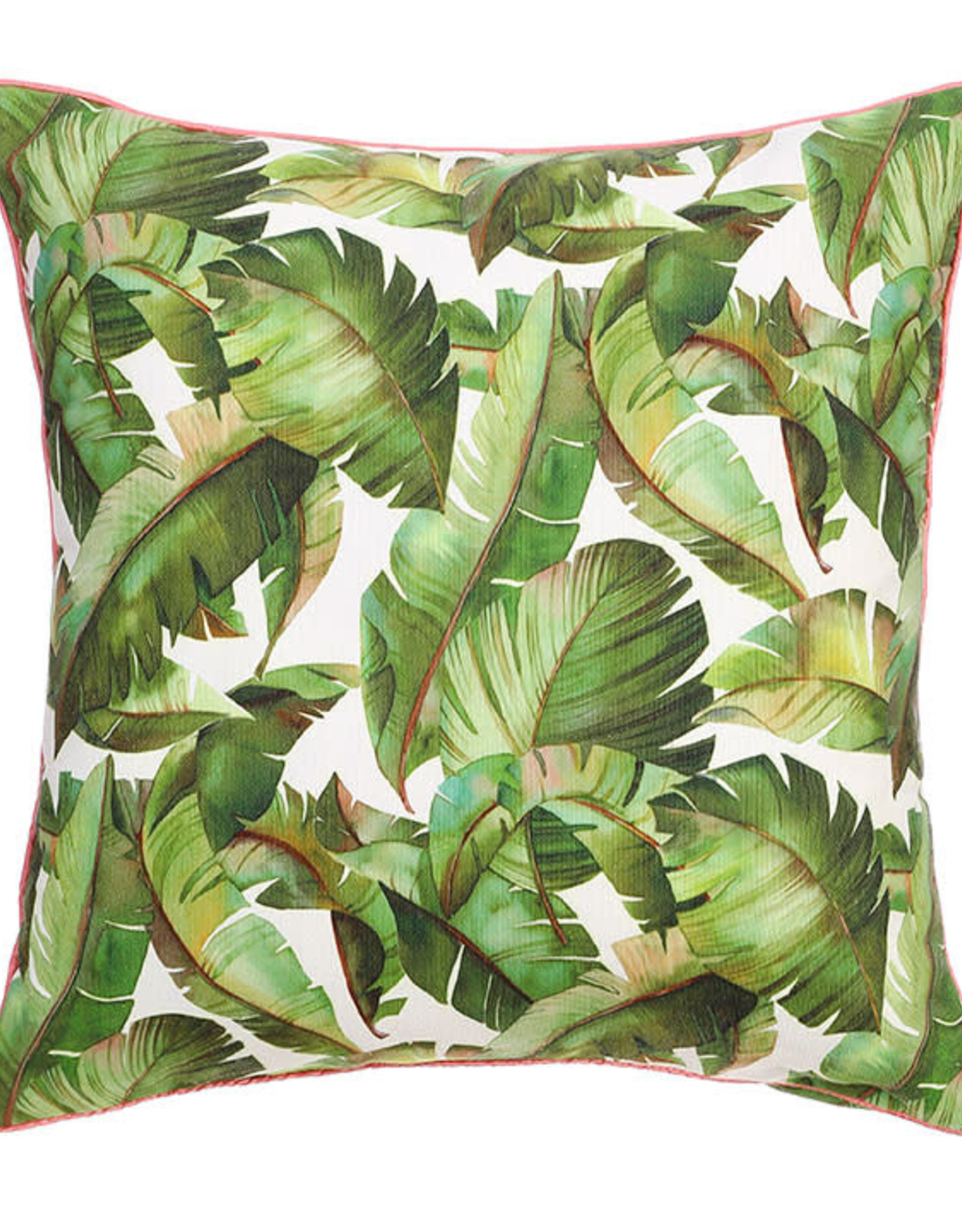 Raz Banana Leaf Pillow