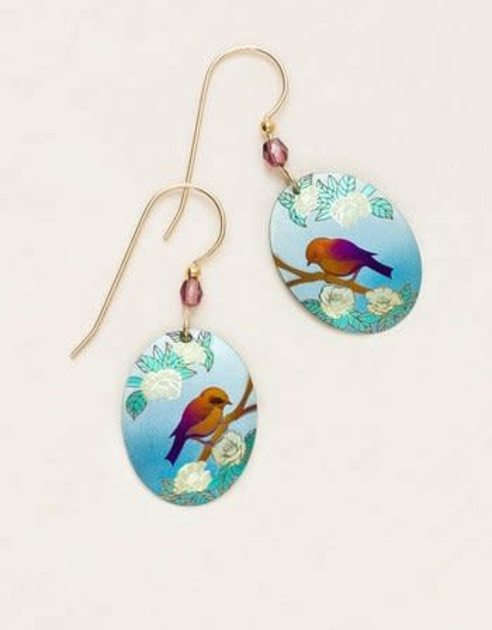 Holly Yashi Birdsong Earrings