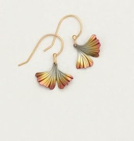 Holly Yashi Gingko Petite Earrings
